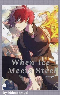 When Ice Meets Steel  Todoroki x OC  5  Departure