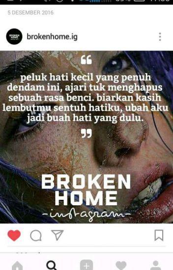 Kata Kata Anak Korban Broken Home : korban, broken, Sedih, Broken, Cikimm.com