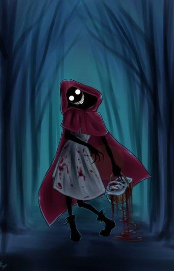 Don T Trust Girl Wallpaper Little Dead Rotting Hood Creepypasta Life Whisper
