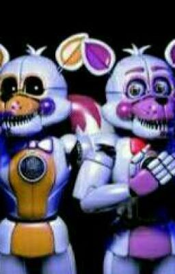 Lolbit And Funtime Foxy Sisters Story FANMADE An