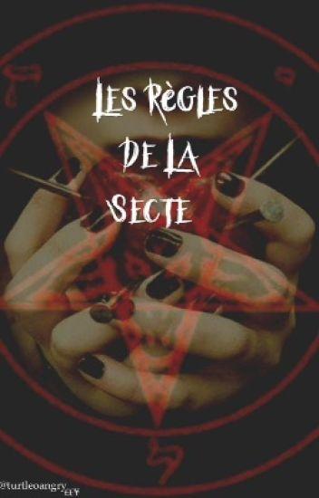 Bienvenue Dans La Secte : bienvenue, secte, Règles, Secte, Wattpadienne, Wattpad