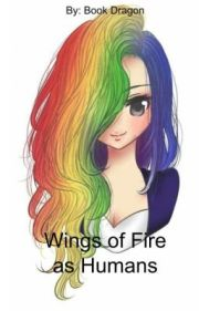 wings of fire humans - glory's