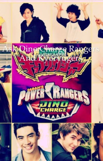 Power Rangers Dino Charge and Zyuden Sentai Kyoryuger Ask or Dare