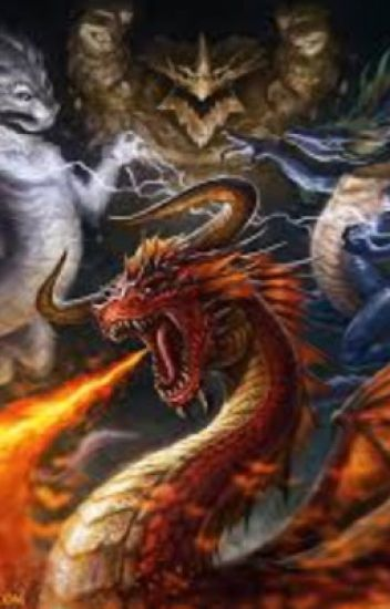 the elemental dragon riders