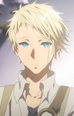 Love letters violet Evergarden male characters x reader  Gilbert Chapter 1  Wattpad