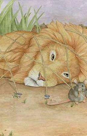 Cerita The Lion And The Mouse : cerita, mouse, Mouse, Wattpad