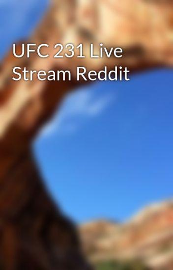 ufc 231 live stream