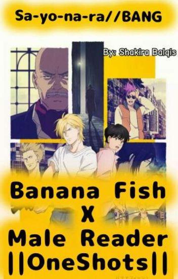 banana fish x male