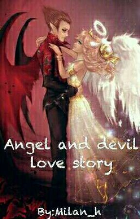 Angel And Devil Love : angel, devil, Angel, Devil, Story, 《Voltooid》, ~Deel, 《Mijn, Einde, Begin》, Wattpad