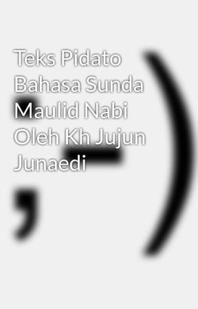 Teks Ceramah Sunda Jujun Junaedi : ceramah, sunda, jujun, junaedi, Ceramah, Sunda, Jujun, Junaedi, Coretan