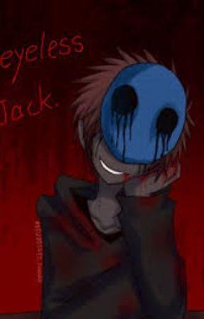 snow eyeless jack x