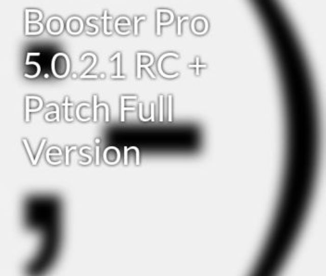 Iobit Driver Booster Pro  1 Rc Patch Full Version