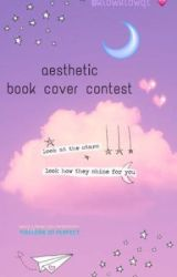 aesthetic book cover contest ; on going introduction Wattpad