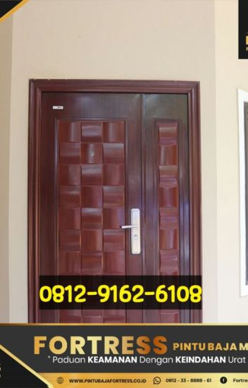baja ringan banjarmasin 0812 9162 6105 fotress gawang pintu