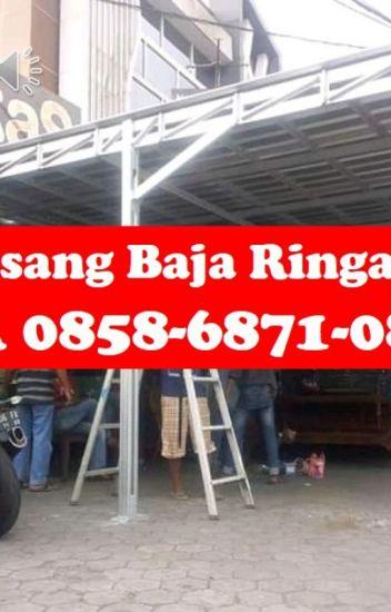 baja ringan yogyakarta anti karat wa 0858 6871 0830 jasa jogja distributor