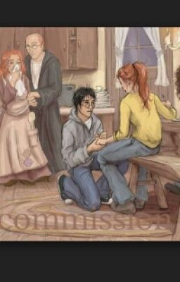 Harry Potter and Ginny Weasley  siobhra_conway  Wattpad