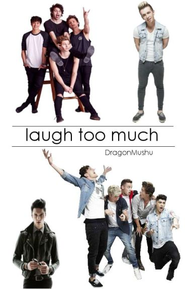 People Who Laugh Too Much