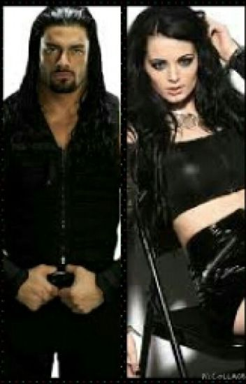 roman reigns and paige