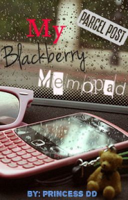 My Blackberry Memopad