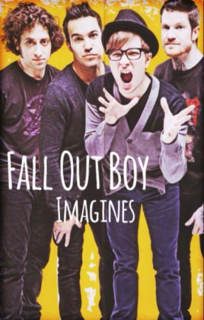 fall out boy imagines the halloween party patrick wattpad