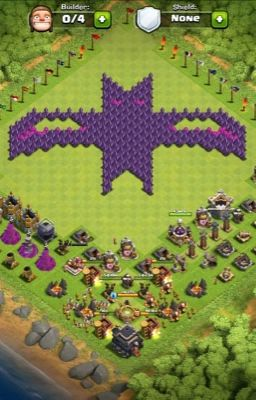 Best CoC Bases DragonClan Use Only   Best Th1 base The Young Champion Also On Youtube
