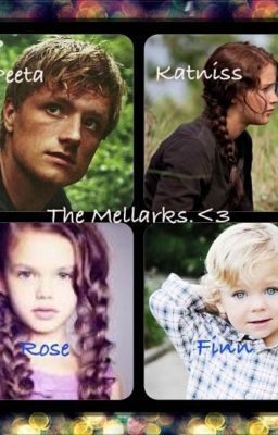 My name is Rose Mellark  hunger games fan Fic Katniss