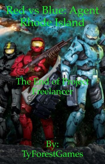 red vs blue agent