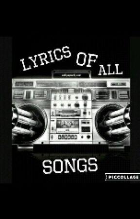 lyrics of all songs