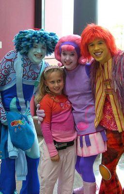 The Doodlebops Super Rockin Fun Time Babysitting Service