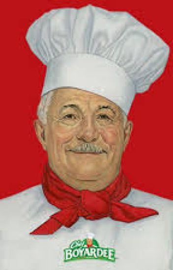 chef boyardee maggie wattpad