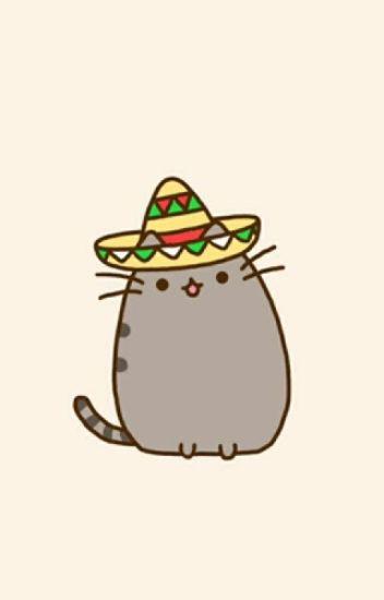Cat Pusheen Facebook