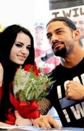 roman reigns paige knight