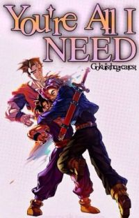 Your All I Need (Gohan x Trunks Dragon Ball Z Fanfic) - 1 ...
