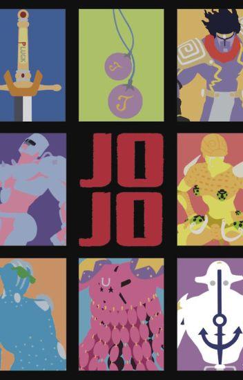 Fan Made Stands For JoJo's Bizarre Adevnture KanekiKun