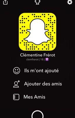 Snapchat de clbrits  Kendji Girac  Wattpad