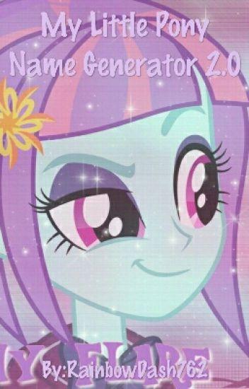 my little pony name