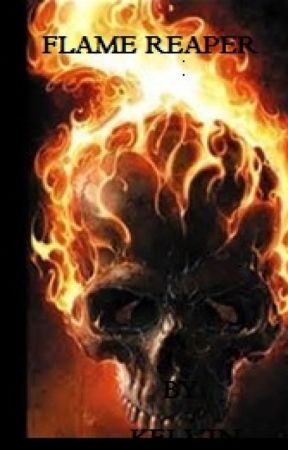 flame reaper fire demon