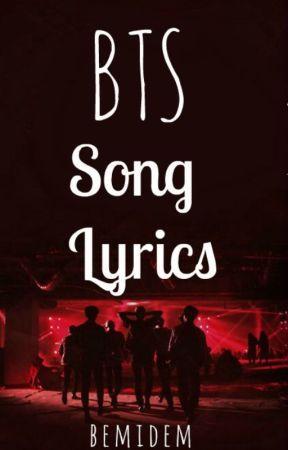 bts song lyrics bulletproof