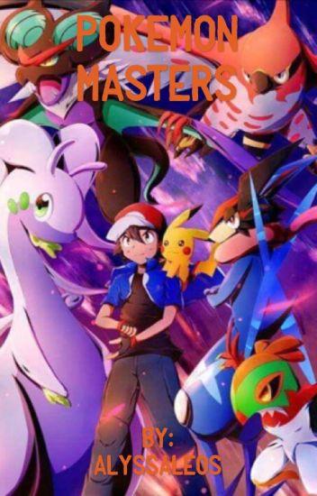 Discontinued Pokemon Masters  Ash Ketchum X Reader  SHOOK  Wattpad