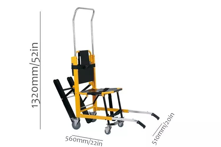 folding sling chair canada hanging amazon india medical emergency equipment stair replacement stretcher - buy ...