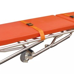 Folding Bag Chair Caster Replacements One-man Funeral Mortuary Ambulance Stretcher Cot With Cover - Buy ...