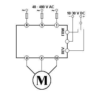Motor Reversing Solid State Relay,Motor ReversingSSR