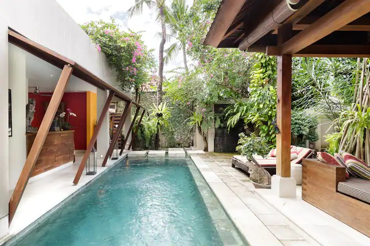 Airbnb Kecamatan Kuta Utara Vacation Rentals Places