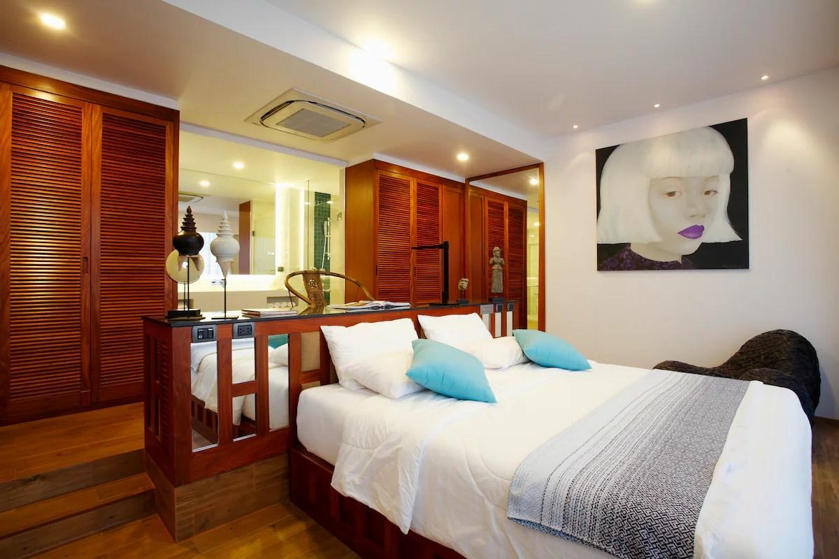 Bluesiam Villa 8 Beds Closest To Surin Beach Villas For