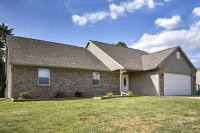 NEW! Newly Built 3BR Indianapolis House w/ Patio!