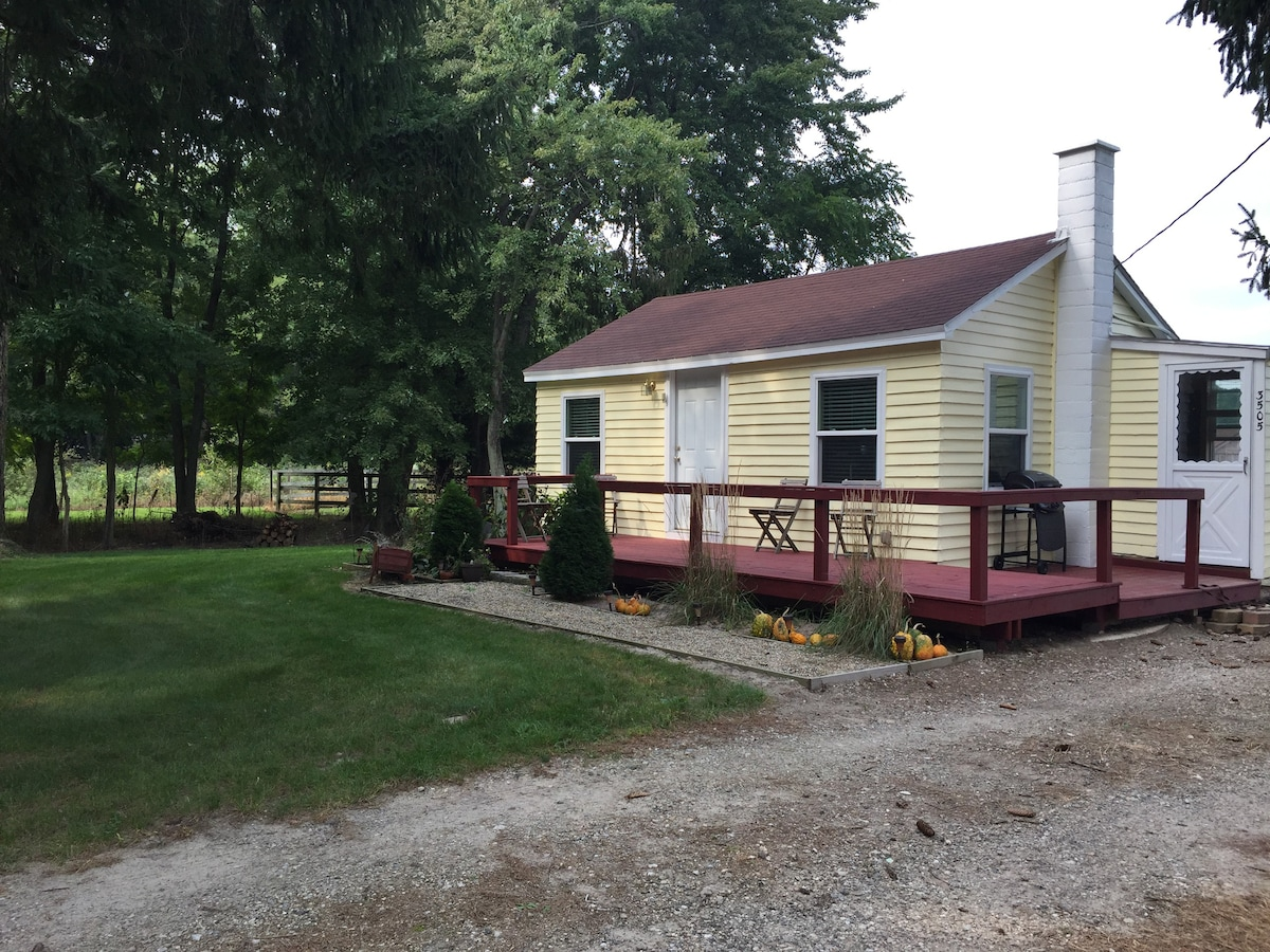 Tiny Home Country Living Tiny Houses For Rent In Sawyer