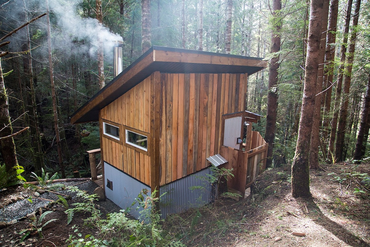 Swell Shack Eco Friendly Tiny Home Cabins For Rent In