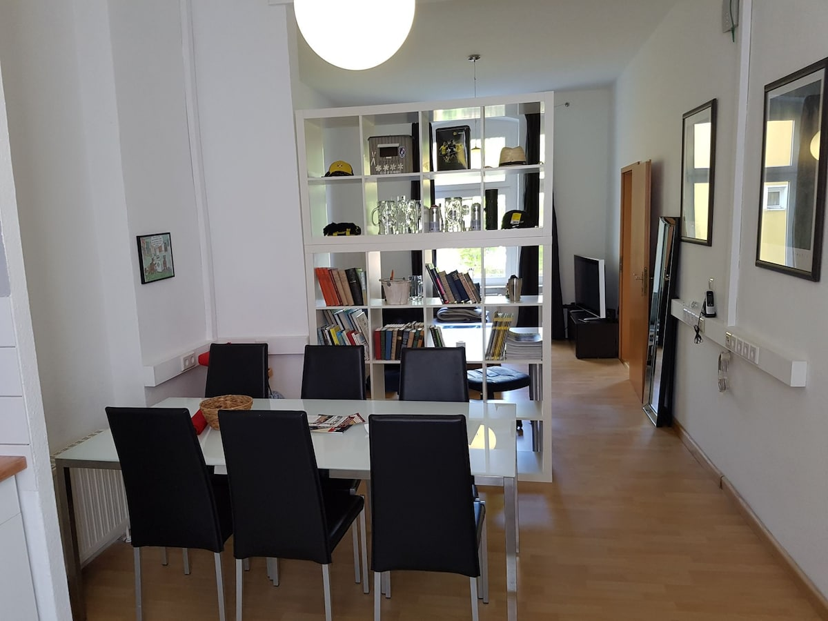 Dortmund City Wohnung Mieten Mit Balkon