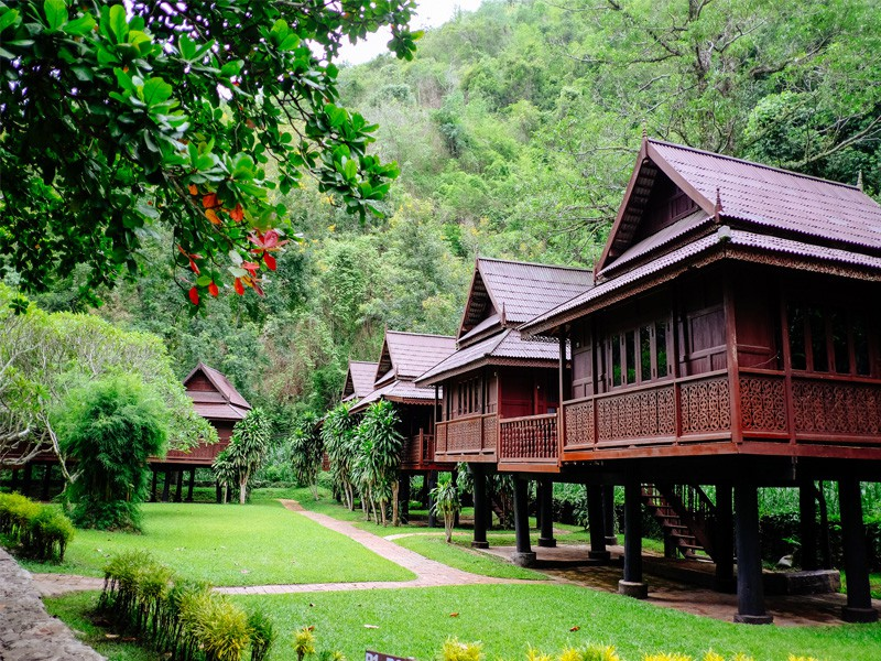 Lanna Resort And Spa Bed And Breakfasts For Rent In