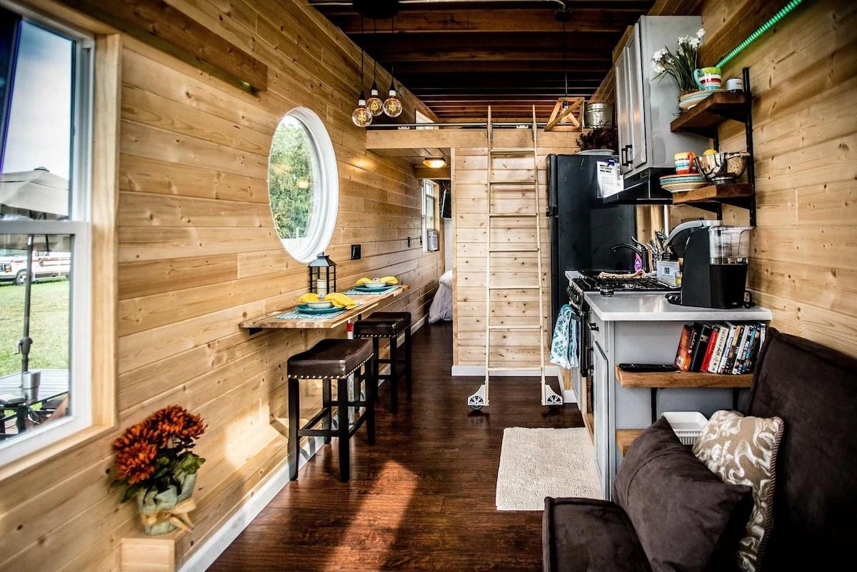Winter Specials Tiny House On Ohio River Marina Tiny